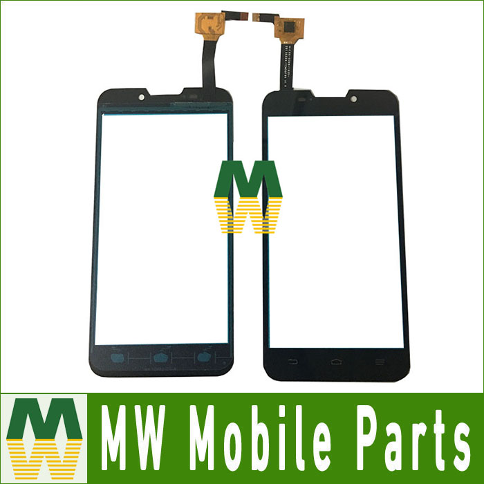 1PC/ Lot High Quality For ZTE V967S Touch Screen Touch Plane Digitizer Black Color