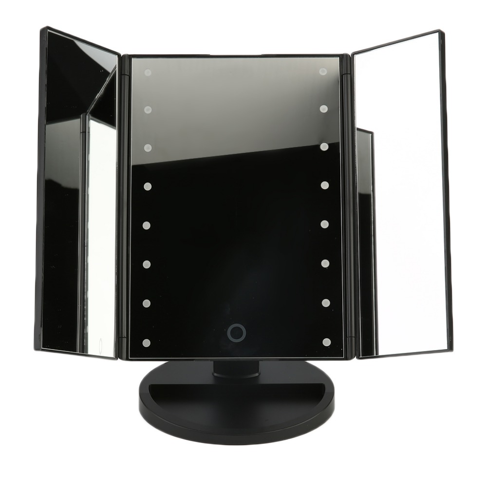 portable vanity mirror with lights. Buy portable lighted makeup mirror and get free shipping on AliExpress com
