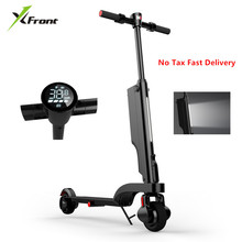 New Brand electric scooter with Bluetooth Sound 200W 24V mini electric foldable electric bicycle for Adults by Smartphone APP