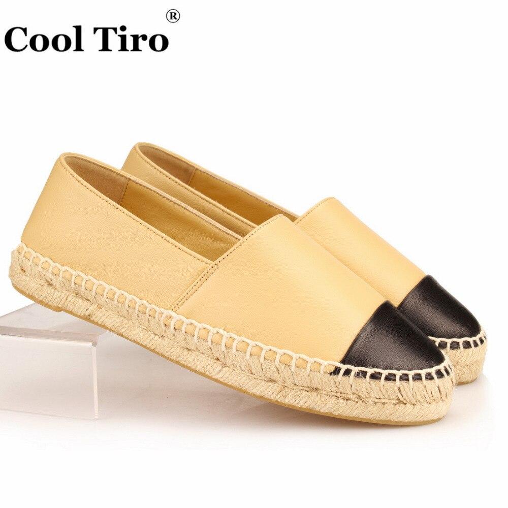 2017 Women Espadrilles Shoes Flats Women s Loafers Slip ons Luxury Brand Fishermen Hemp Rope Shoe