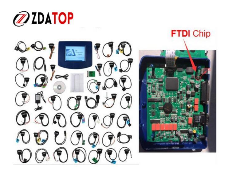Цена за DHL Бесплатная Digiprog III v4.94 с ftdi чипы одометром коррекции Брендовое качество Digiprog3 Пробег программист Полный кабель Digiprog3