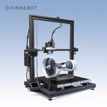 Большой 3D-принтеры лучшей адгезии поверхности 410×410 мм с подогревом xinkebot Orca2 cygnus 3D-принтеры DIY Kit