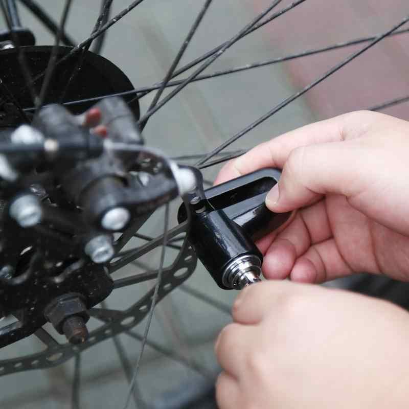 Anti Theft Rem Disc Kunci untuk Motor Scooter Sepeda Roda Disk Kunci Kecil Moto Sepeda Motor Keamanan Keselamatan Rem