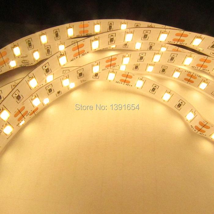 5M 2400LM Super Bright oriģināls Korejas LM561 5630 LED sloksne silts balts DC24V 21W / M 300leds / 5M / spole 60-65LM uz vienu brīvo šipīnu
