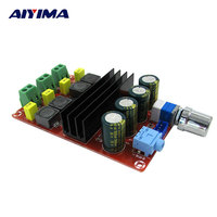 XH M190 Tube Digital Amplifier Audio Board TPA3116 Power Audio Amp 2 0 Class D Amplifiers