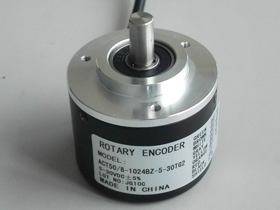 Incremental encoder ROTARY ENCODER ACT50 / 8-1024BZ-5-30TG2