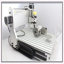 CNC MACHINE KIT 4 axis 3axis HOBBY DIY PROFESSIONAL ENGRAVING