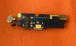 Image 2 - Verwendet Original USB Stecker Lade Board Für DOOGEE T3 MTK6753 Octa Core 4,7 Zoll HD Kostenloser versand