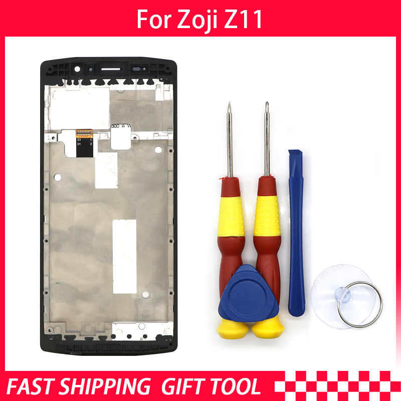 New original For Zoji Z11 Touch Screen LCD Screen LCD Display Digitizer Assembly With Frame Replacement Parts+Repair ToolNew original For Zoji Z11 Touch Screen LCD Screen LCD Display Digitizer Assembly With Frame Replacement Parts+Repair Tool