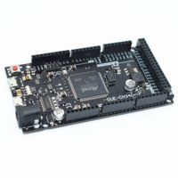 Black Due R3 Board DUE CH340 ATSAM3X8E ARM Main Control Board With 1 Meter USB Cable