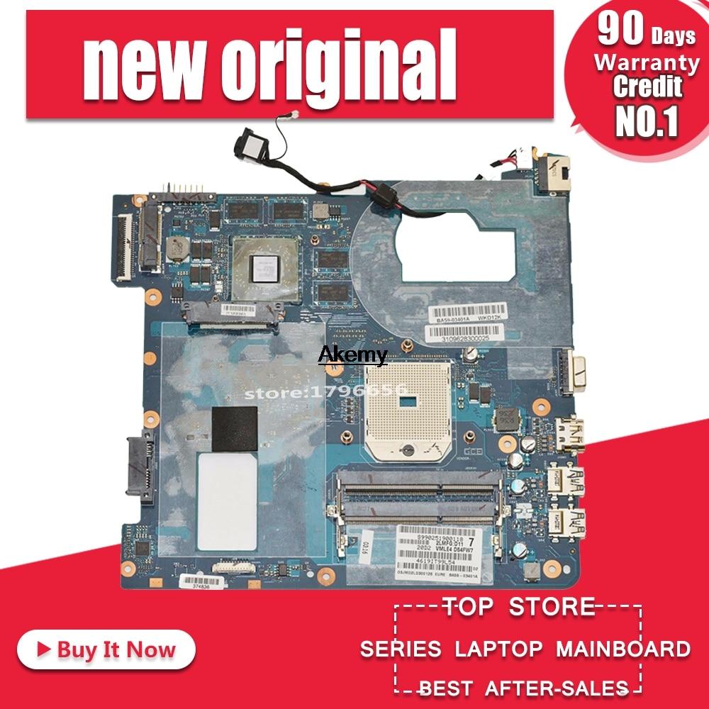 Samsung NP350V5C 350V5X Motherboard BA59-03393A LA-8861P W// HD7670 GPU