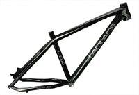 Бесплатная доставка Алюминий сплав 26x17 Лапласа L600 горный велосипед кадра 1620 г качество DIY части рамы велосипеда аксессуары