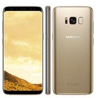 New Samsung Galaxy S8 G9500 4G Mobile Phone 5 8 4GB RAM 64GB ROM Snapdragon 835