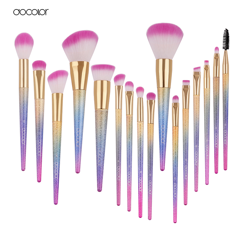 makeup brush set picture more detailed picture about. Black Bedroom Furniture Sets. Home Design Ideas
