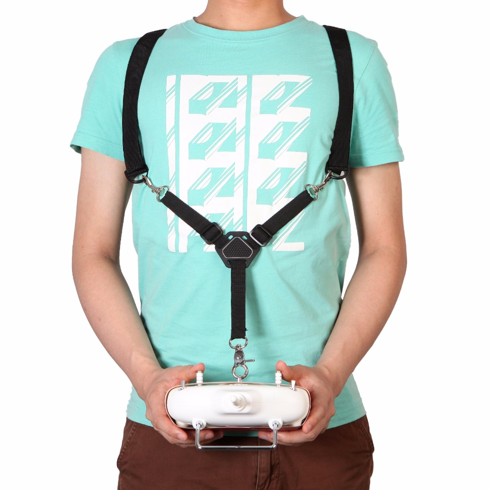 3/4 Shoulder Strap Lanyard Monut Remote Control Shoulder Strap Belt Sling For DJI Phantom