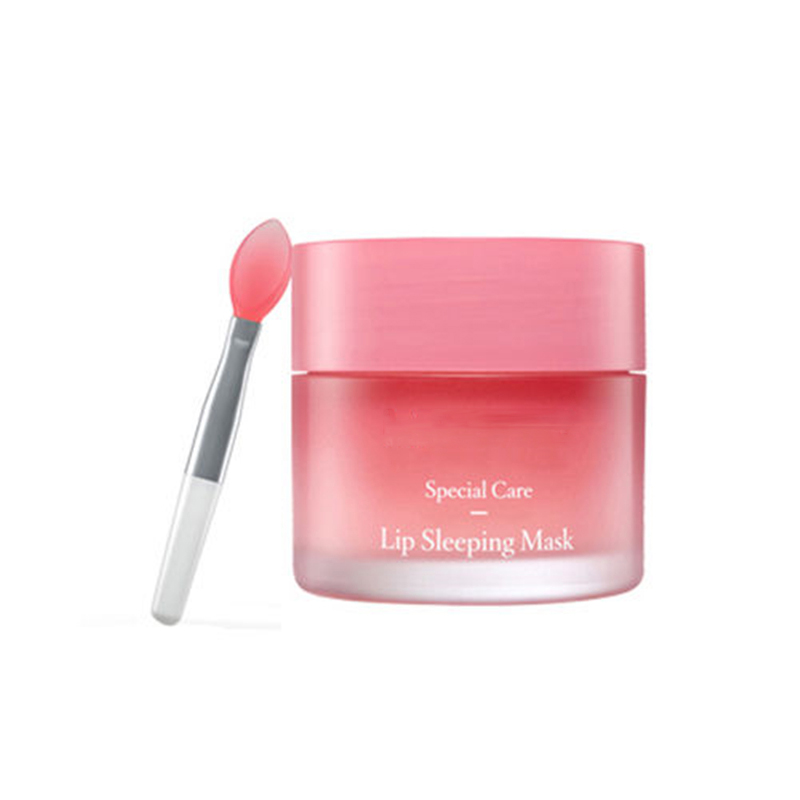 ZANABILI Original Korea Lip Sleeping Mask 20g Lip Mask Moisturizing Anti Aging Anti Winkles Deep Hydrating Lip Cream medus silk mask made in korea original