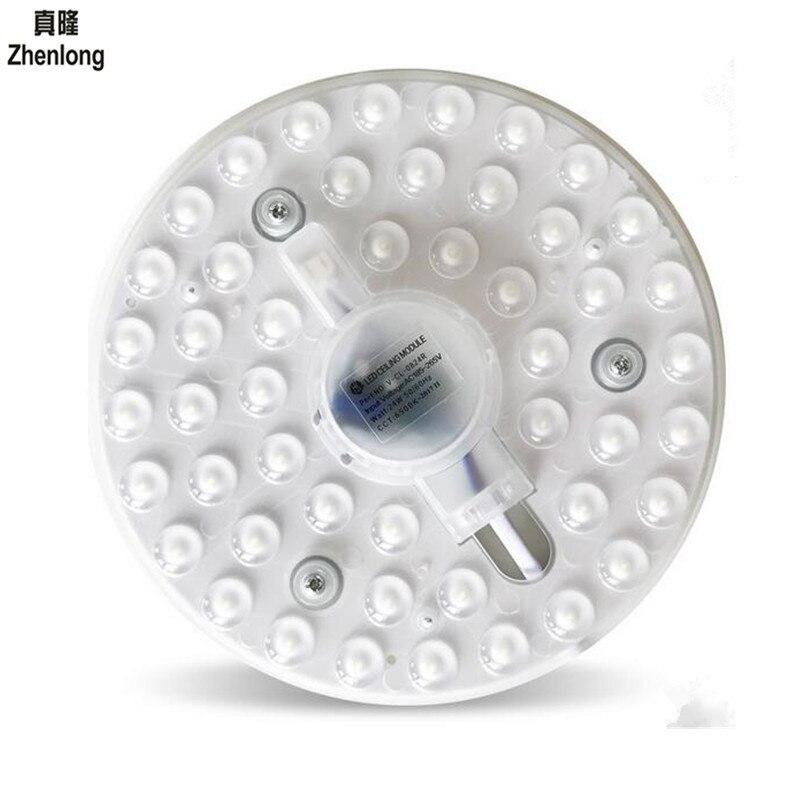 12 W 18 W 24 W 36 W Heldere 2d Vervangbare Led Lichtbron Voor Europese Plafondlamp Gemarkeerd 220 V Met Magneet Led-verlichting Vervanging Aantrekkelijk Uiterlijk