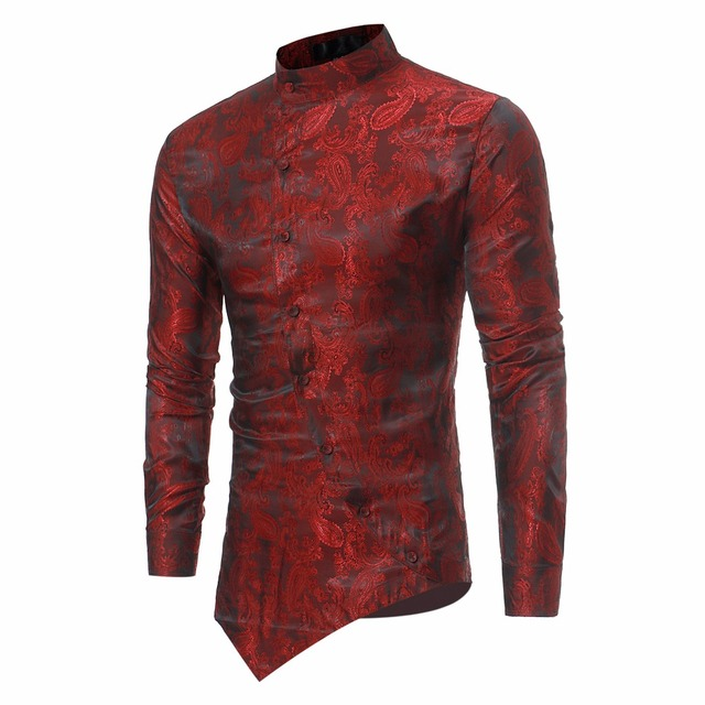 Chemise Homme manches longues 4