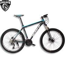MAKE Горный велосипед алюминиевая рама 17″ 19″ Shimano 27 скоростей 26″ 27,5″ колеса гидравлический/механический тормоз MTB