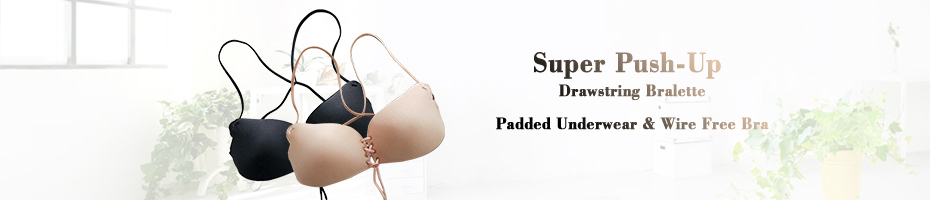 259570a48490e Detail Feedback Questions about Fashion Bras Padded Bralette ...