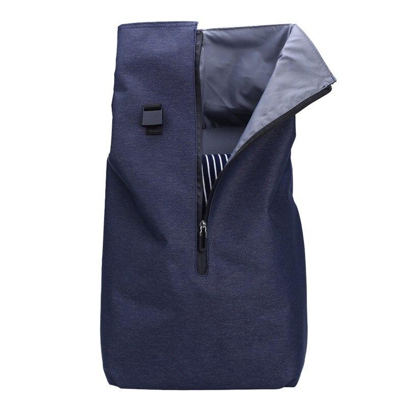 High Quality Men Backpack Large Capacity Bookbag Travel Organizer Laptop Backpacks Bag Black School Bags Luxury Backpack Ita Bag