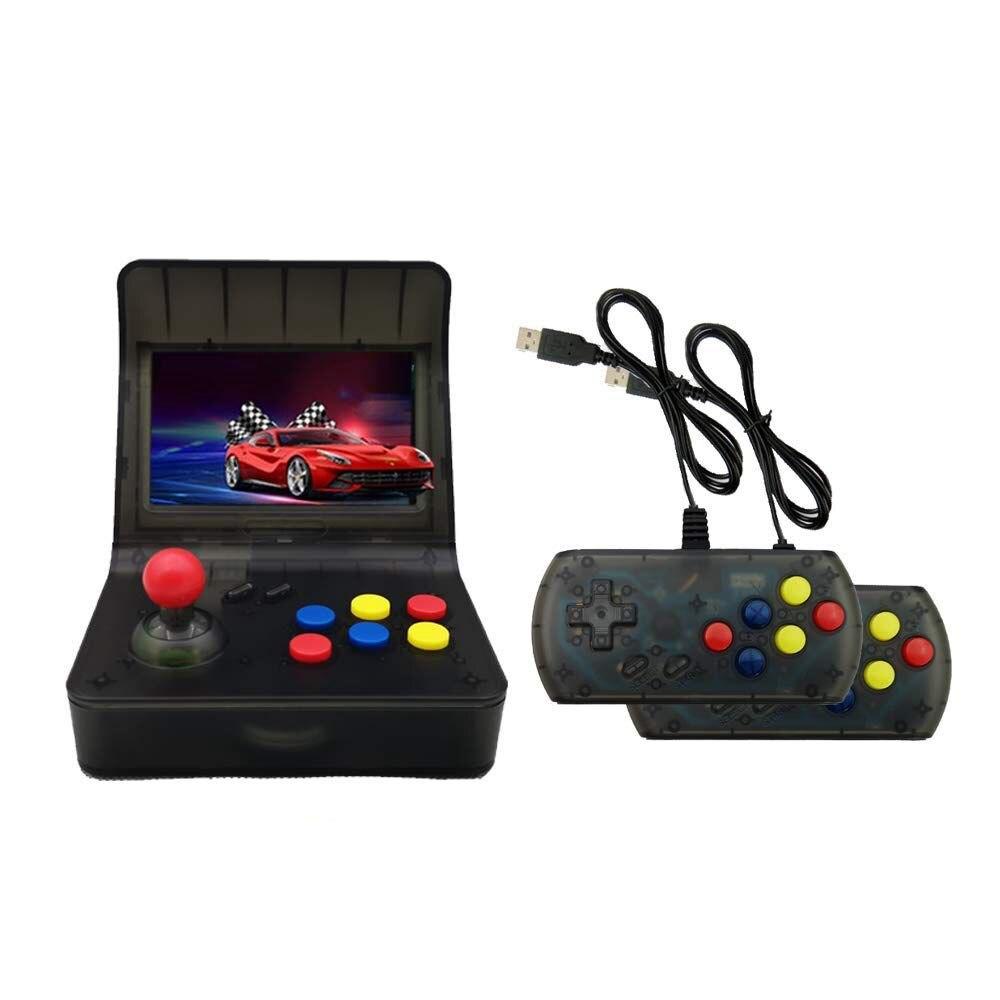 X16 8 Gb Handheld Spiel Video Spiel Konsole Mit Doppel Rocker Für Gba Nes Spiele Unterstützung Tf Karte W/ 7 bildschirm Tragbare Spielkonsole Unterhaltungselektronik Videospielkonsolen