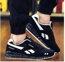 Hot Sale! Fashion Men Casual Shoes Men's Outdoor Air Cushion Breathable Casual Shoes Walking Shoes Zapatillas Mujer
