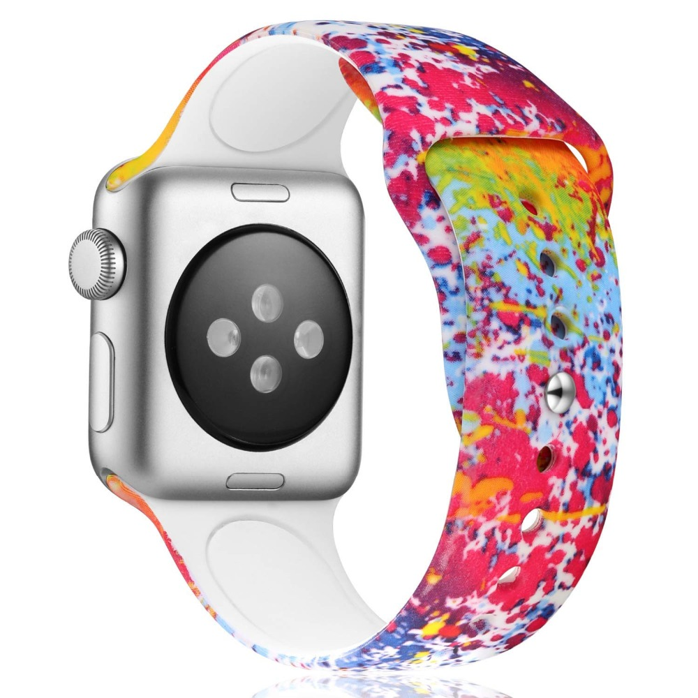 Floral Band for Apple Watch 284