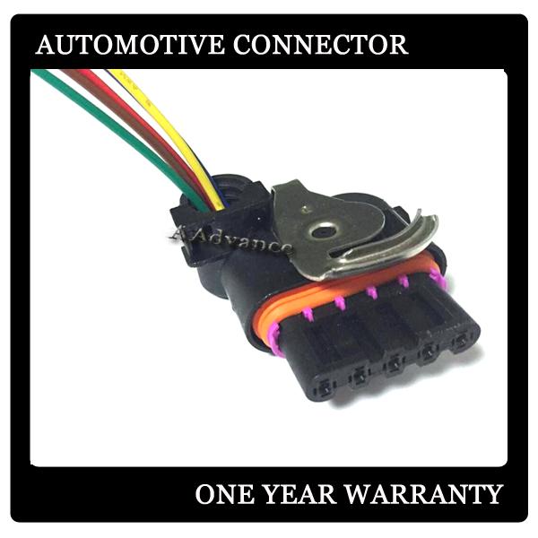 Automotive Connector Alternator Repair Plug Harness 5 pin bosh style