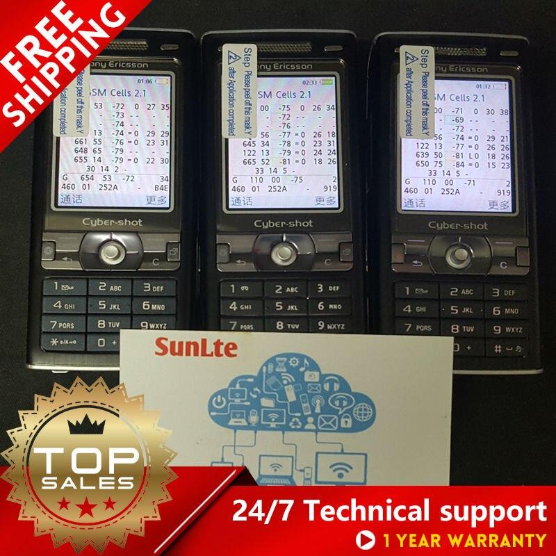 Tems K790c K790i K800i support Drive test & TEMS pocket  k800 k790