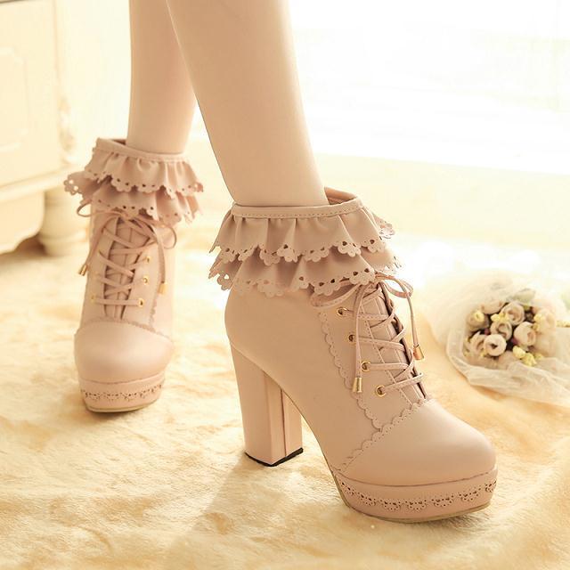 Resultado de imagen para botas lindas para mujer