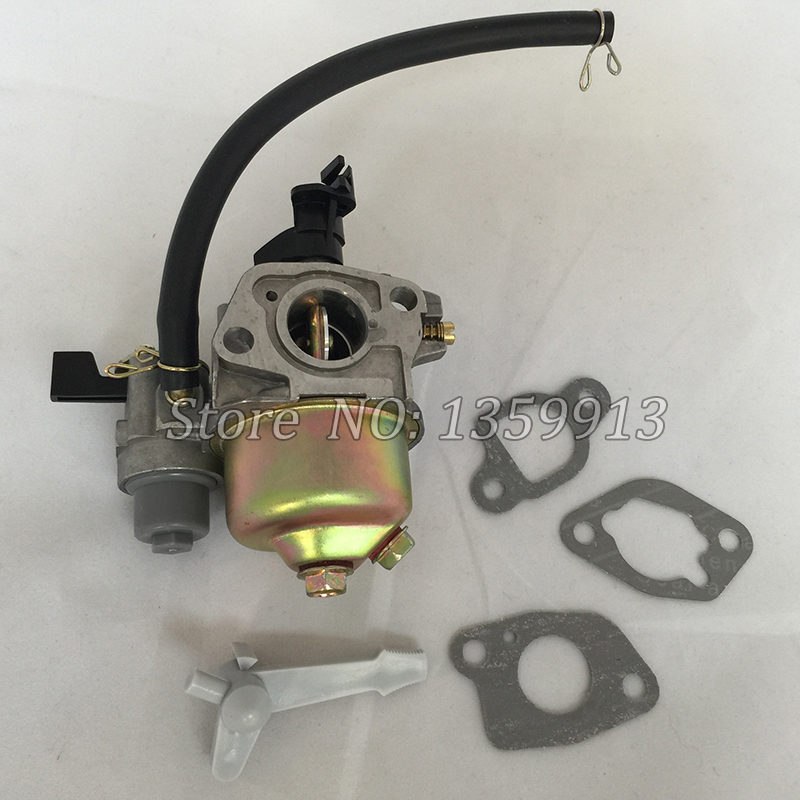 Carburetor Carb For HONDA Engine GX160 168F Generator 163cc Dynamo Motor Replacement Parts black throttle base cover carburetor for honda trx350 atv carburetor trx 350 rancher 350es fe fmte tm carb 2000 2006