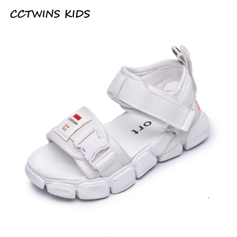 CCTWINS Kids Shoes 2019 Summer Girls Fashion Sandals Children Beach Light Boys Flats Toddler Baby Soft Barefoot Black Shoe BS335CCTWINS Kids Shoes 2019 Summer Girls Fashion Sandals Children Beach Light Boys Flats Toddler Baby Soft Barefoot Black Shoe BS335