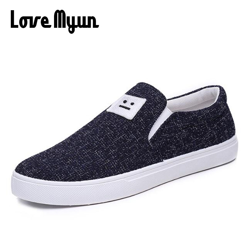 2019 mens Casual Shoes men canvas shoes for men male spring slip-on loafers breathable fashion men shoes footwear SC-78 slip-on shoe