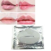 1Pcs Crystal Collagen Lip Mask Lip Membrane Keeping Moisture Mask Moisturizing Essence Anti-Wrinkle Lips Enhancer Pads Skin Care op37 keysters mask 6av3637 1ml00 0bx0 0fx0 0cx0 op37 membrane switch new