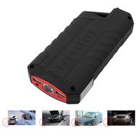 Jump Starter 68800mAH High Capacity 4 USB Portable Mini Car Emergency Booster Charger Power Bank For