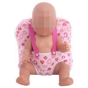 Image 2 - Pop Outdoor Carrying Pop Rugzak Fit 43Cm Baby Reborn Pop Kleding Accessoires Meisjes Speelgoed Generatie Verjaardagscadeau Rusland Diy