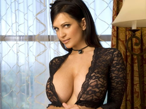 online store b7998 e4ecb 4248 Denise Milani Huge Tits Sexy Hot Model-Wall Sticker Art Poster For  Home Decor