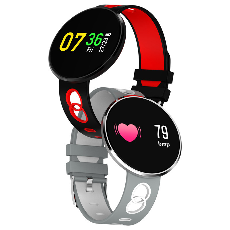 [Aaliyah] Bluetooth Sports Smart Watch IP68 Waterproof Heart Rate Sports Sleep Monitor Smartwatch Remote Camera