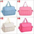 Mother Bag Baby Bags Multifunctional Mommy Babies Diaper Bags Stroller Bolsa De Waterproof Zip Bag High Quality