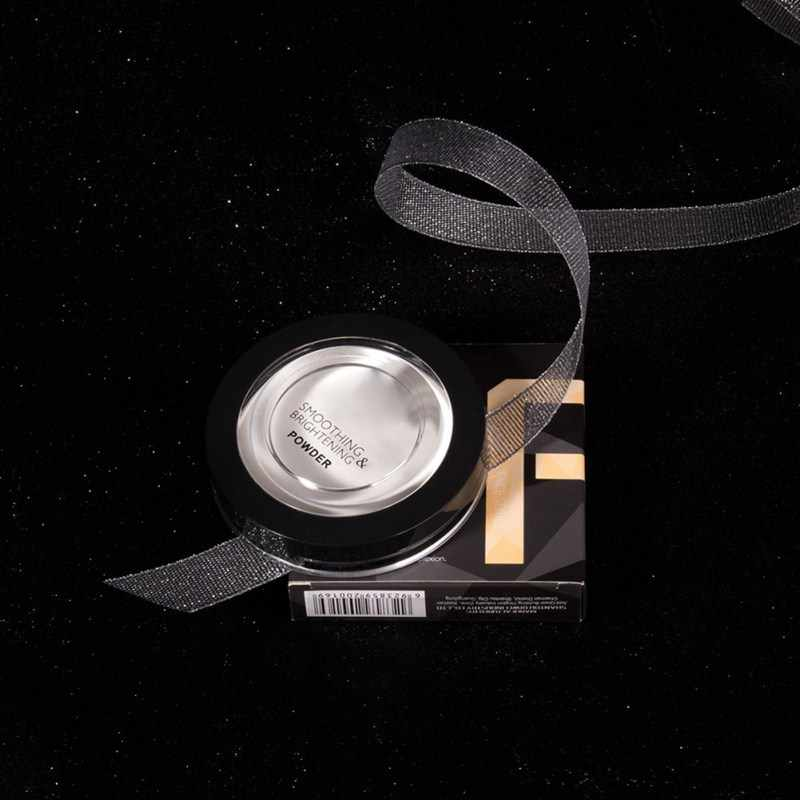 Полупрозрачная компактная прессованная для лица Палетка для контурирования лица финишная пудра установка контроль масла минерализация кожи мягкий порошок