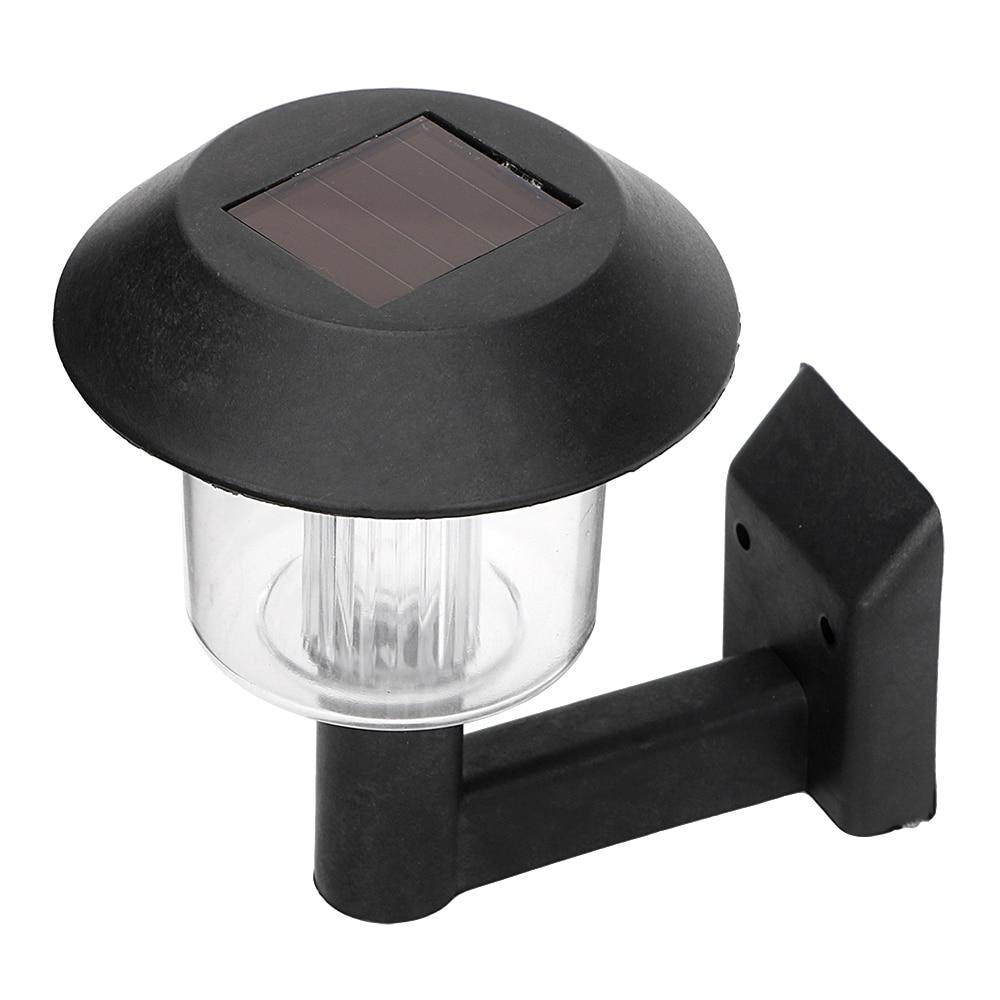 ITimo Light Sensor Garden Fence Lamp Wireless Emergency Waterproof Solar Wall Lamp Christmas Light Outdoor Lighting