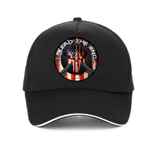 New Cool Skull Men Women Baseball Caps The Punisher Tactical hat Personality print Amendment Snapback Hats