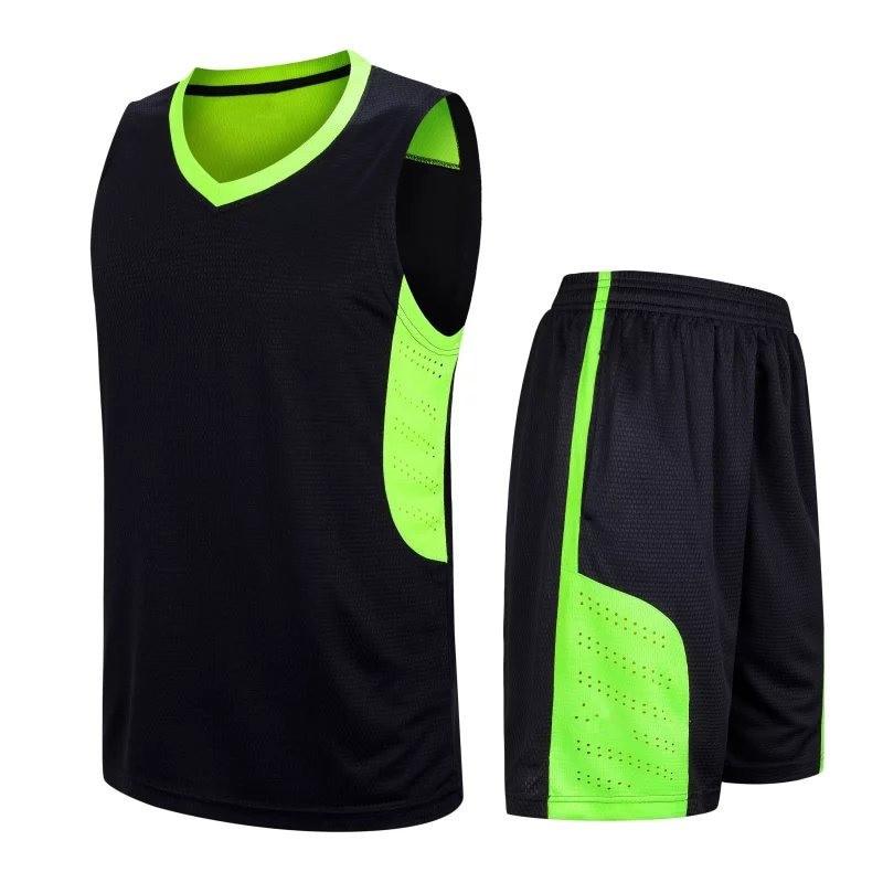 Print Name And Number Men S Basketball Sleeveless Jerseys Custom