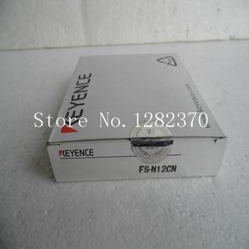 [BELLA] New original authentic special sales KEYENCE sensor FS-N12CN spot