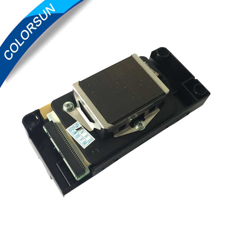 Colorsun Asli Baru F160010 Printhead DX5 Print Head untuk EPSON 7800 7880 9800 9880 4400 4800 4880 9400 R1800 R1900 r2000 R2400