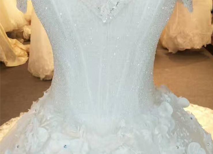 ΜΠΑΝΒΑΣΑΚ 2018 Απαγορευμένη Βάρκα - Γαμήλια φορέματα - Φωτογραφία 5
