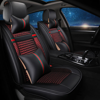2018 New style Universal flax car seat covers auto accessories for skoda yeti opel insignia renault logan peugeot car styling
