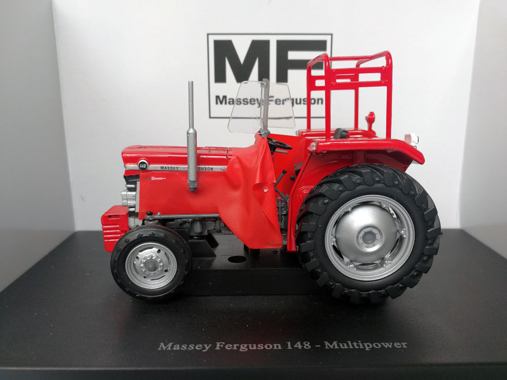 UH 5368 Massey Ferguson 148 Multipower Tractor