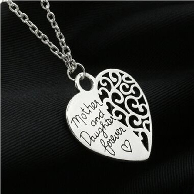 Free Shipping Anatomy Necklace Hot Sales Letter You Are My Person You Will Always Be My Person Pendant Necklace Wholesale In Pendant Necklaces From